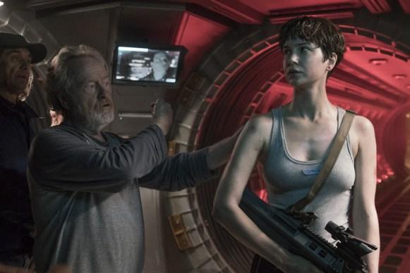 Alien: Covenant - Frame video