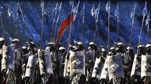 i migliori guerrieri di Sauron