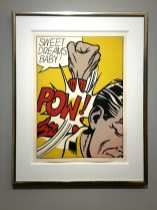 mostra Roy Lichtenstein mente digitale 2