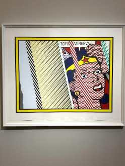 mostra Roy Lichtenstein mente digitale 3