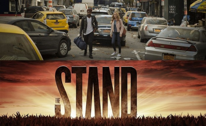 Serie de Stephen King The Stand teaser do Trailer incrível