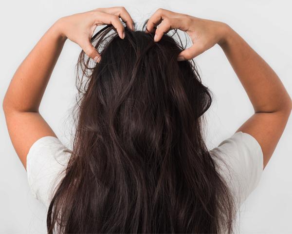 soin apaisant pour les cheveux