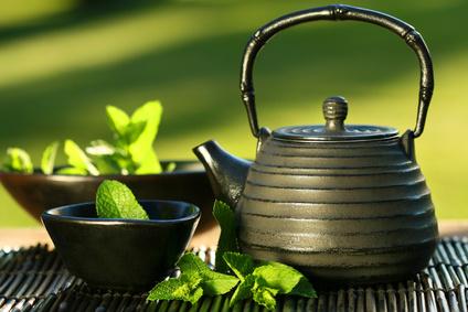 Les bienfaits du thé et du café