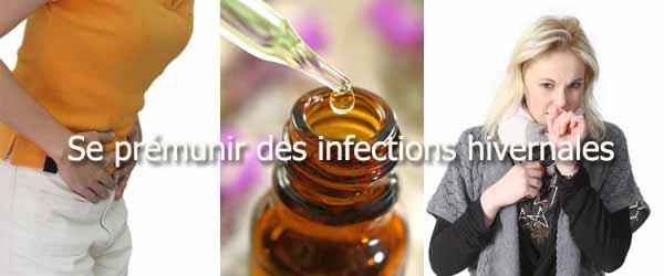 Comment se prémunir des infections hivernales ?