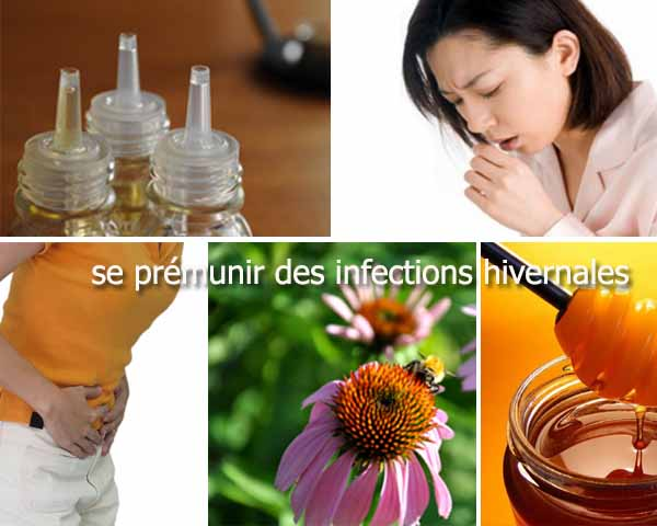 infections hivernales