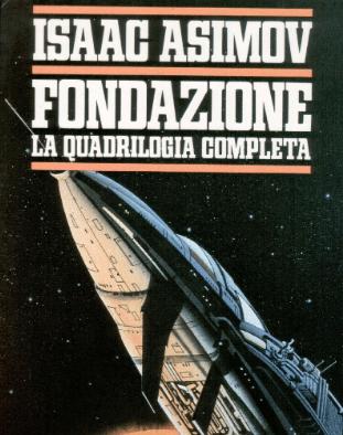 """Asimov voleva """"solo"""" salvare il mondo"""