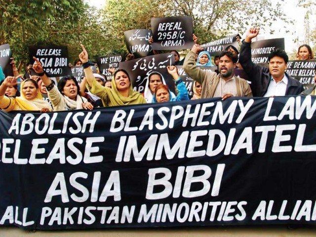 L'Islam non prescrive la morte per blasfemia