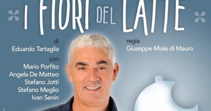 I fiori del latte: Biagio Izzo strappa applausi a scena aperta al Teatro Cilea