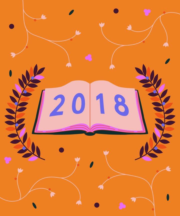The best of 2018 – I miei 5 libri preferiti