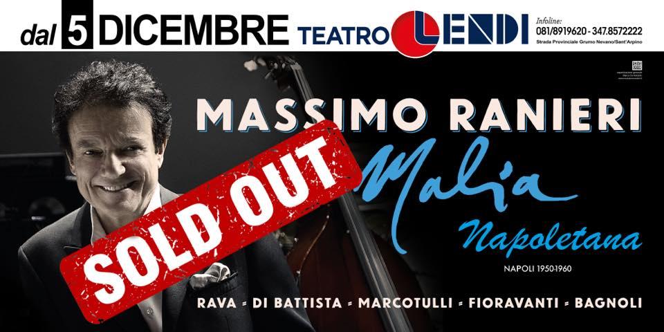 Massimo Ranieri e l'incanto della Malia Napoletana