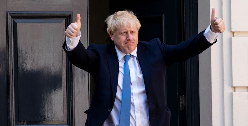 """Boris Johnson è un grande"", parola di Trump"