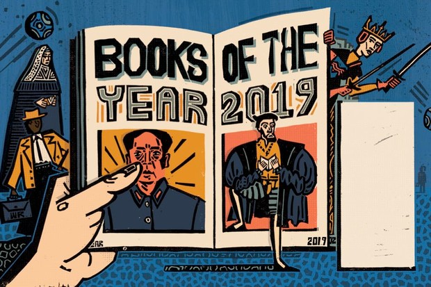 Un anno di parole: i 5 libri del mio 2019