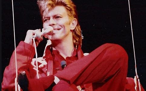 Bowie QUESTIONARIO di proust
