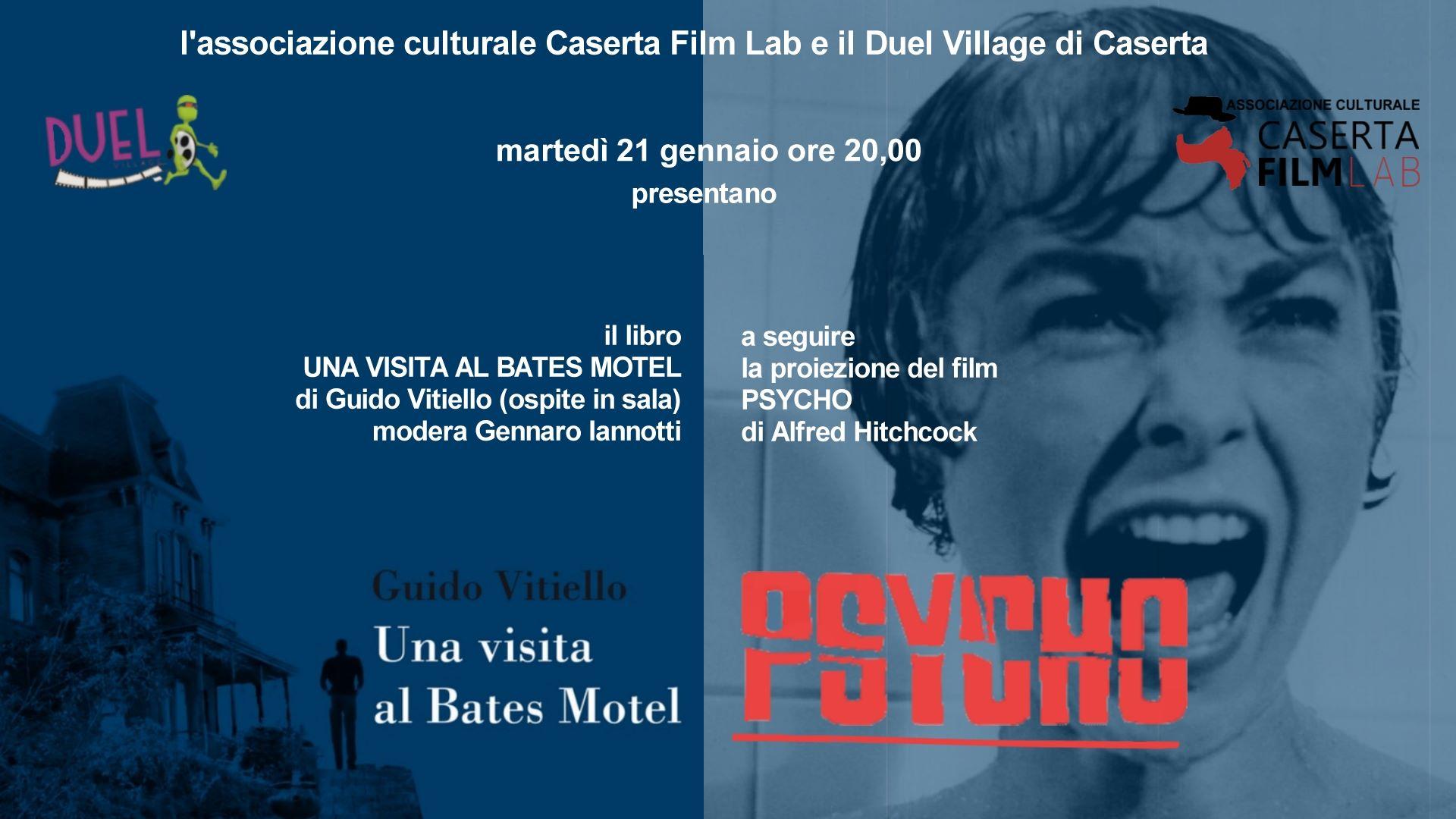 60 anni di Psycho: le celebrazioni al Duel Village di Caserta