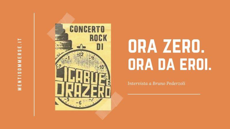 """""""Mi chiamano tutti… Trico"""": l'Ora Zero di Bruno Pederzoli [INTERVISTA]"""