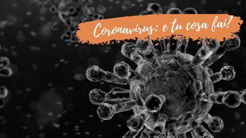 Coronavirus: e tu cosa fai? La palla passa ai cittadini