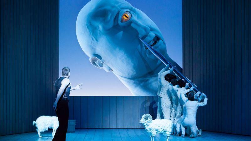 C'era una volta Odisseo: Odyssey di Bob Wilson