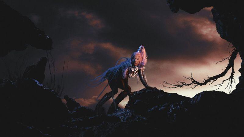 """Lady Gaga: """"Chromatica"""" uscirà il 29 maggio"""