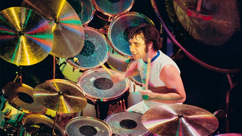 Keith Moon, l'anima folle e autodistruttiva degli Who