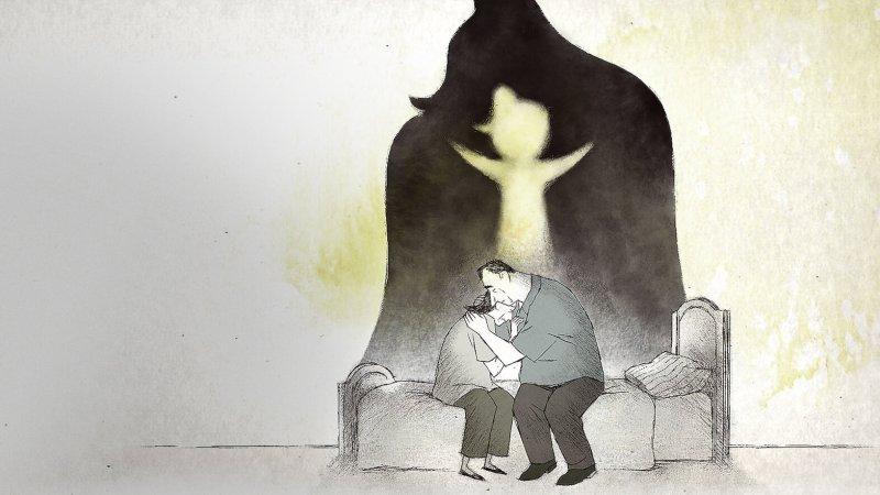 """""""Se succede qualcosa, vi voglio bene"""", l'elogio al dolore nel cortometraggio animato di Netflix"""
