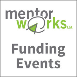 Mentor Works Canadian Government Grants Events
