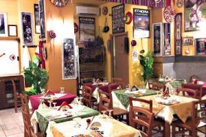 enqutatash . ristorante africano