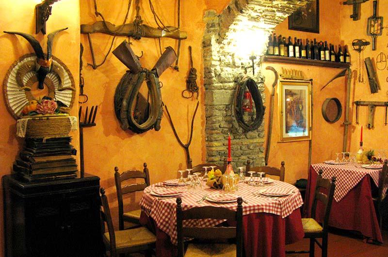 Vecchio Montano, ristorante a roma