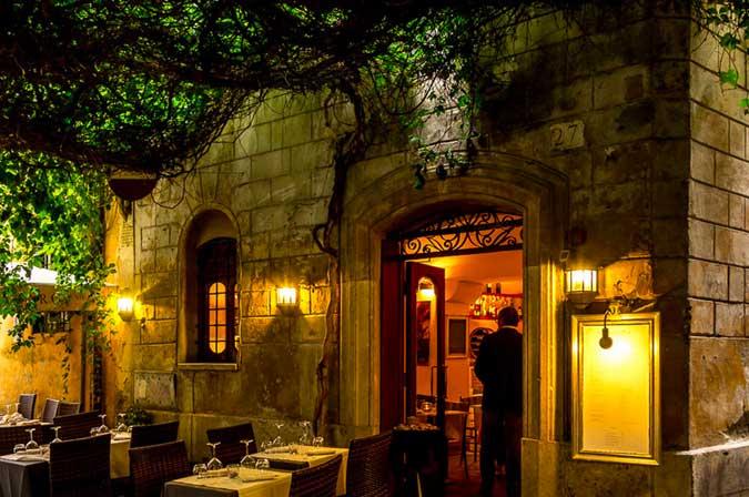 Il Bacaro ristorante al centro storico - Menudiroma.com
