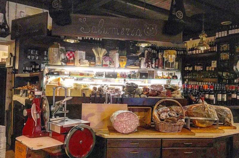 Pinsa e Buoi – San Lorenzo