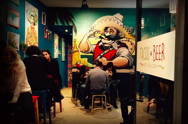 Tacos & Beer, Tacos&Beer