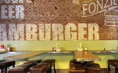 Fonzie – the Burger's House Kosher