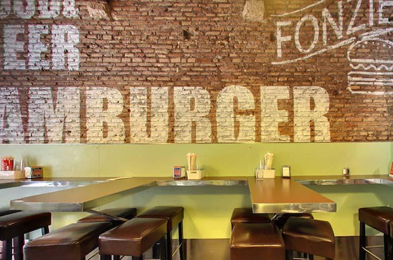 Fonzie – the Burger's House Kosher