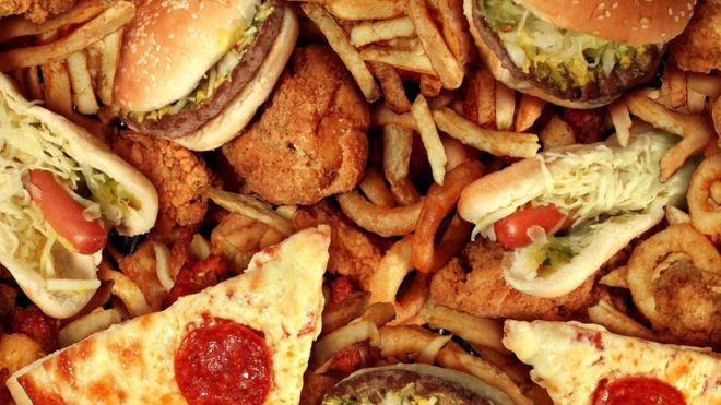 Calories in popular foods must be cut, say health officials – BBC News