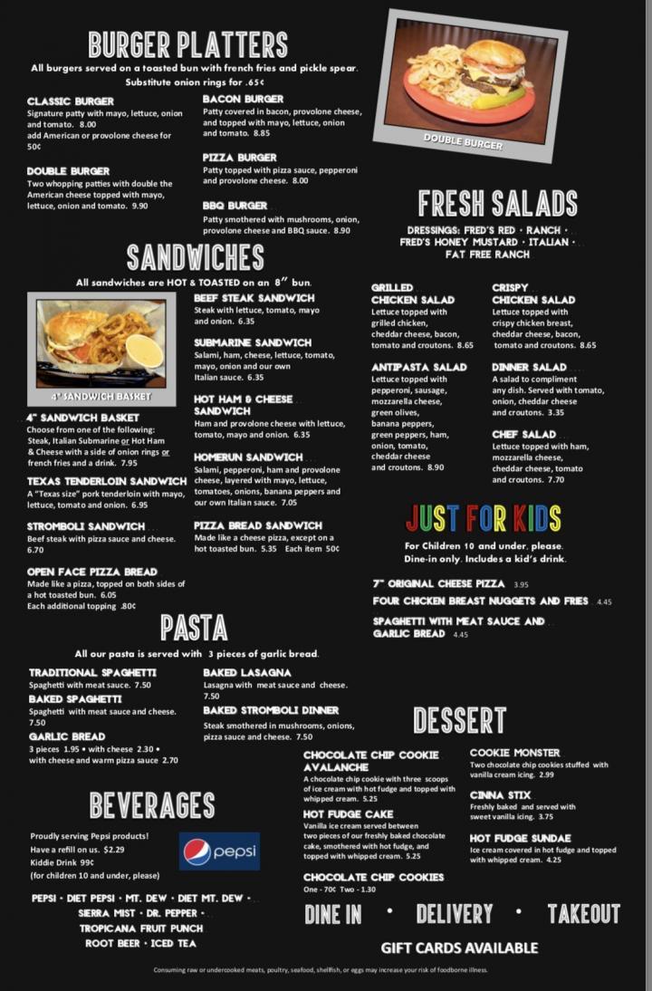 Top 10 Best Fast Food Restaurants