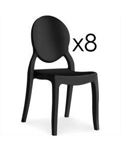 lot de chaise pas cher et design salon