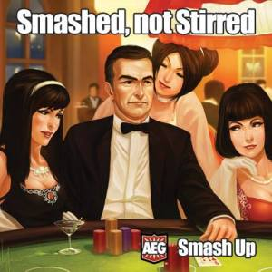 Smash Up - Spies (Image by Alderac)