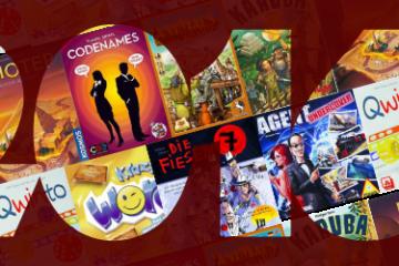 Spiel des Jahres 2016 - The Nominees