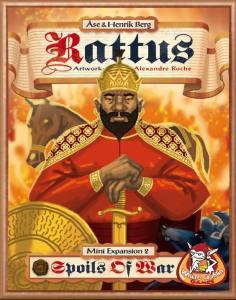 Rattus: Spoils of War (White Goblin Games)