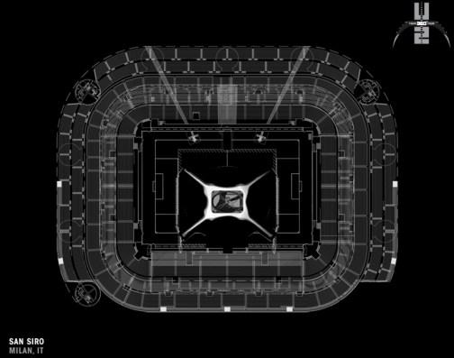 U2 360° - Carina San Siro Milano
