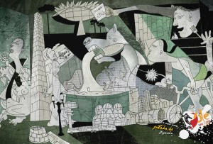 Olé Spanish Restaurant: Guernica