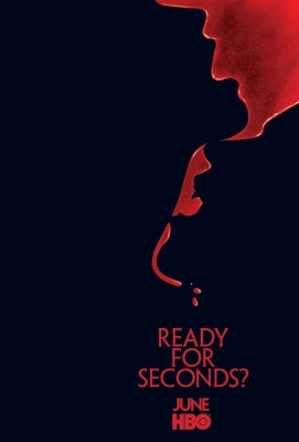 True Blood Season 2 Teaser poster
