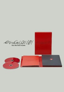 Evangelion:1.01 Edizione Limitata e Numerata