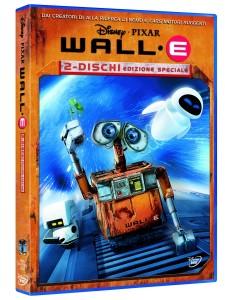 wall-e - dvd 2 dischi