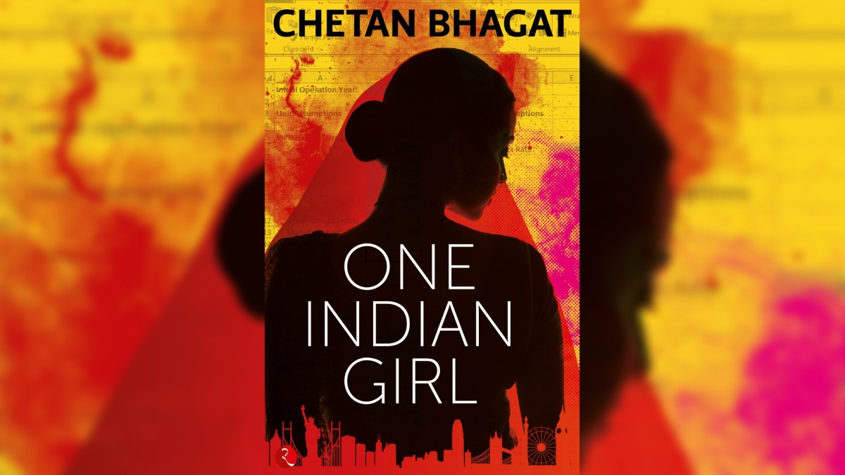Chetan Bhagat- Review of One Indian Girl