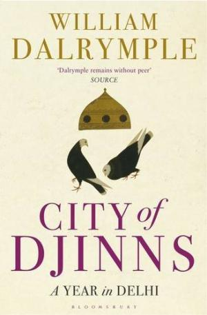 City of Djinns By William Dalrymple  #writebravely
