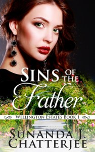 Author Guest Post : Sunanda Chatterjee on her Book, Sins of The Father