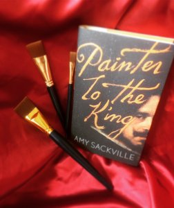 Historical Fiction: Painter to the King by Amy Sackville