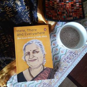 Here There and Everywhere- Sudha Murty's 200th Book