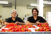 In 2003 Alana Steuart and her husband created the world famous Bertie's Pepper Sauce. Photo by Russel Dos Ramos courtesy Bertie's Pepper Sauce