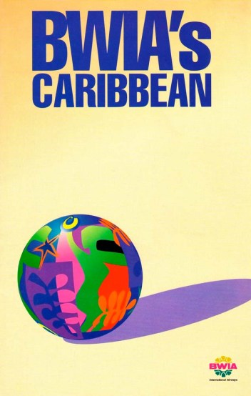 BWIA's Caribbean '97